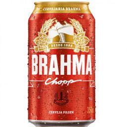 Cerveja Brahma Lata