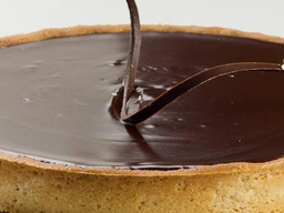 Torta de Chocolate - Média
