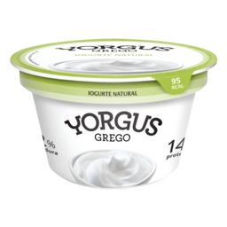 Yorgus Grego Natural sem Edição de Açúcares