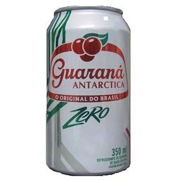 Guaraná Zero Antártica 350ml