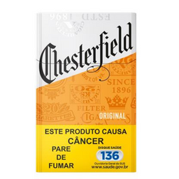 Chesterfield Label