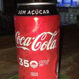 Coca zero açucar