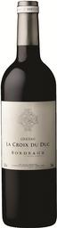 Vinho Château  La Croix Du Duc