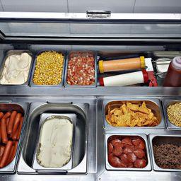 Monte Seu Hot Dog