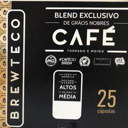 Café do Brew Em Cápsula