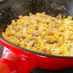 Farofa de Ovos com Bacon - 150g