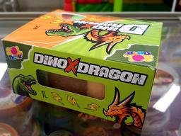 Sorvete Dino X Dragon