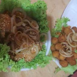 Asinha Empanada + 15 Mini Coxinhas