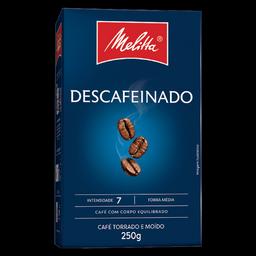 Café Melitta Descafeinado 250g
