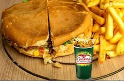 Combo Xis Salada