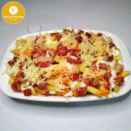 Batata Frita Completa