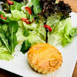Salada Mix - Torta
