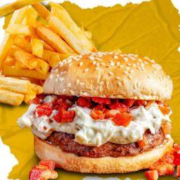 Combo Bacon Paradise e French Fries