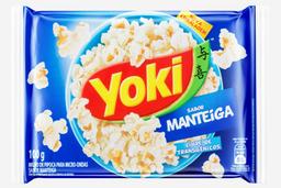 Pipoca de Microondas Manteiga - Yoki