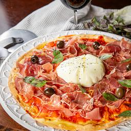 PIZZA ITALIANA (SOMENTE INTEIRA)