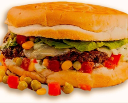 Xis Salada Prensado