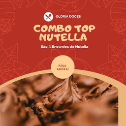 Combo Top Nutella