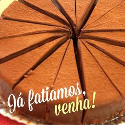 Torta trufada - fatia 120g