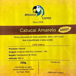 Café Catucaí | Nanolote - 250g