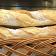 Baguete fermentação natural amanteigada