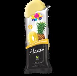 Picolé de Fruta Abacaxi