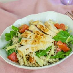 Salada Marcela Soares
