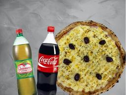 Combo Pizza e Refrigerante 2L