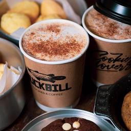 Cappuccino (escolha tamanho e sabor)