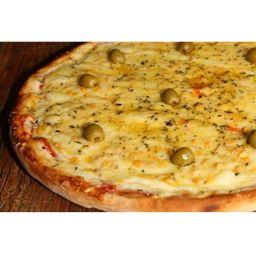 Pizza Três Queijos - Grande
