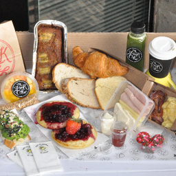 Box Café da Manhã Completo