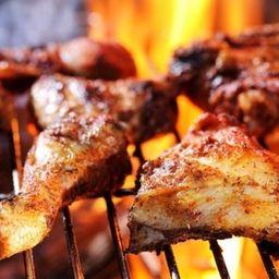 Coxa grelhada de frango (500g)