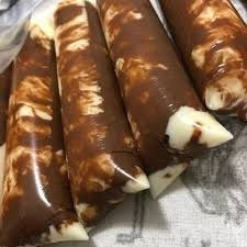 Dindin Gourmet Beijinho C/ Nutella