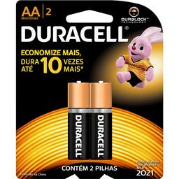 Pillha Duracell AA