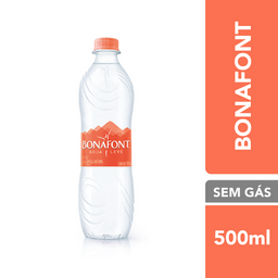 Bonafont Mineral sem Gás 500ml