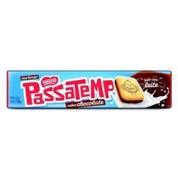 Biscoito Passatempo Chocolate 130g