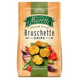 Torrada Maretti Bruschette Chips Mediterranean Vegetables