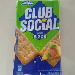 CLUB SOCIAL SABOR PIZZA 141G
