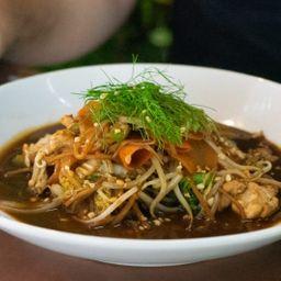 Nattu Thai (Segundo prato com 50% OFF)