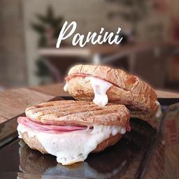 Panini Califórnia Single (1 Pão de Queijo Big Lanche 90 Gr)