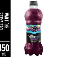 Suco Del Valle Frut Uva - 450ml