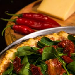 Pizzas Meio à Meio - Salgadas