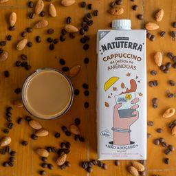 Cappuccino com Leite de Amêndoas 1l