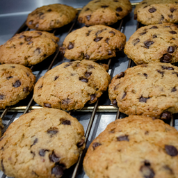 Cookies com Chocolate Chips