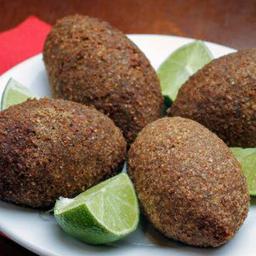 Kibe Libanês de Carne - Sugestão da casa