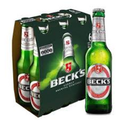 Beck`s  330ml - 6 Unidades