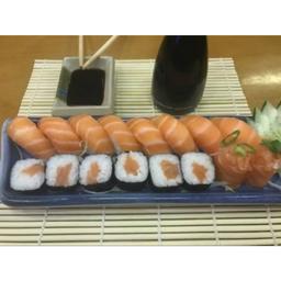 Sushi Salmão - 16 Unidades