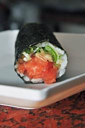 Salmon Crocante Maki