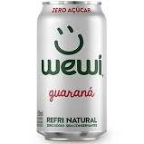 Guaraná zero orgânico Wewi (350ml)