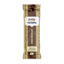 Picolé Creme com Chocolate