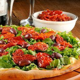 Rúcula com Tomate Seco